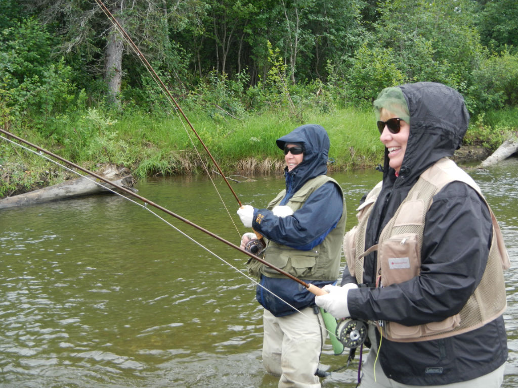 Fishing gear in alaska alaskan nw adventures for Best fishing in alaska