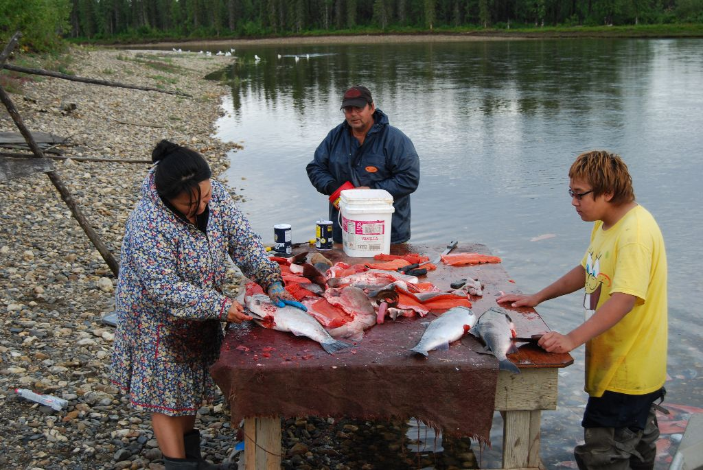 Our native alaskan culture alaskan nw adventures for Alaskan cuisine traditional