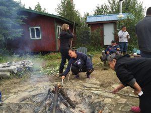 At-the-campfire