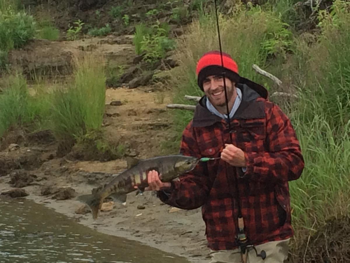 Best alaskan fishing camp for grayling alaskan nw adventures for Alaska fishing camps