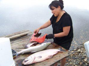 Demonstration-Preparing Salmon