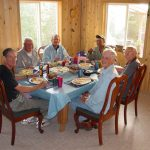 Delicious home cooked food-Alaskan NW Adventures