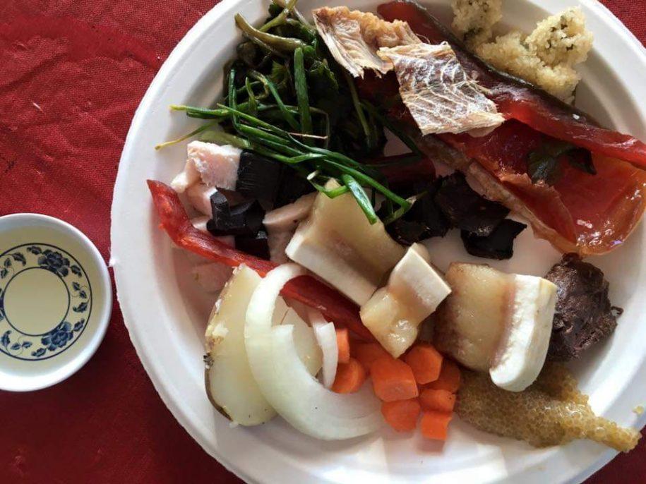 Traditional Eskimo Food