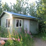 Green Cabin of Alaskan NW Adventures Camp