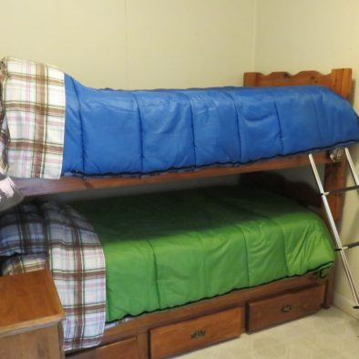 New Mattresses on Bunk Beds