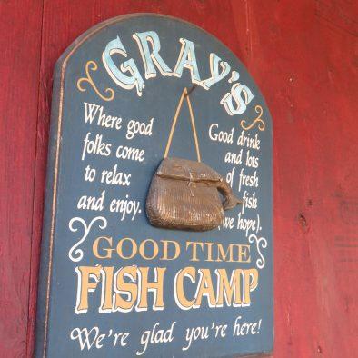 Gray's Fish Camp - Good Times