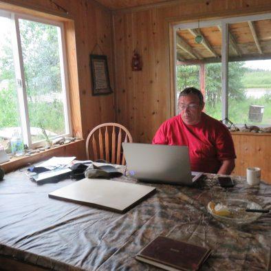 Internet at Camp