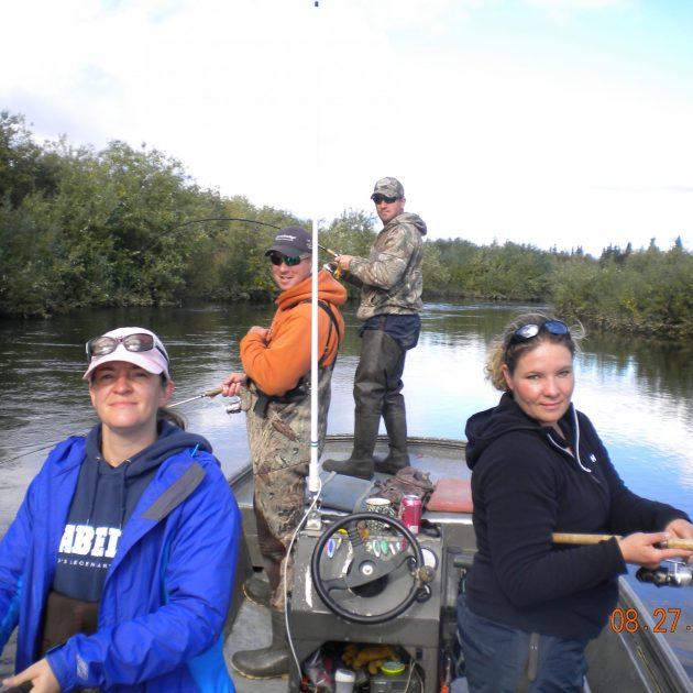 Fishing in Alaska-Alaskan NW Adventures